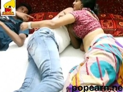 Bhabhi Hot Beeswax With Young Devar &amp_ Husband
