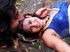 Army Man Romance Village Girl