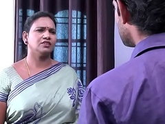 saree aunty seducing and flashing to TV repair dear boy .MOV