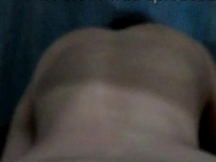 Desi Big juicy mummy ass pov