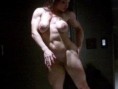 EroticMuscleVideos Uninteresting Showing And BrandiMae'_s HardBody