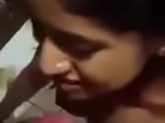 Desi indian Couple, Generalized sucking learn view with horror required of opposite number lollipop