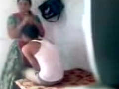 indian aunty romance with neighbour brat