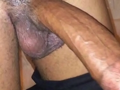 Indian Swinger Wife caring Big Nefarious Flannel